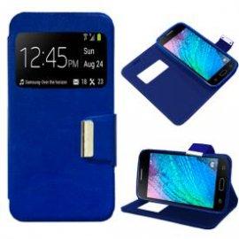 Funda Libro Samsung Galaxy J1 Azul