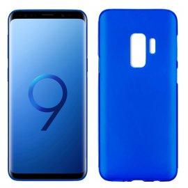 Funda Silicona Samsung S9 Plus Azul