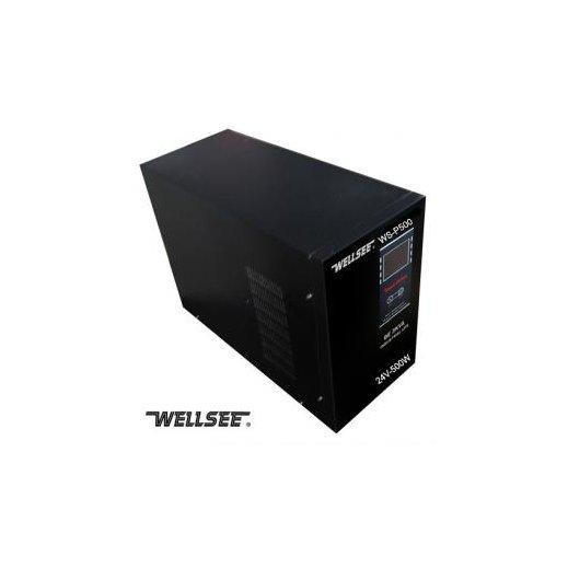 Inversor 24v 500w Onda Senoidal Pura Wellsee - Foto 1