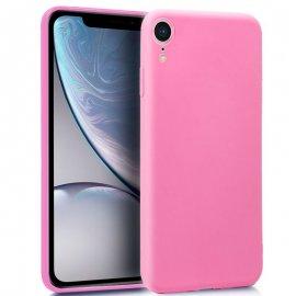 Funda Iphone Xr Rosa Palido