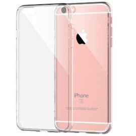 Funda Silicona Iphone 6 G/s 4.7 Transparente