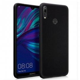 Funda Silicona Huawei Y6 2019/ Honor 8a Negra