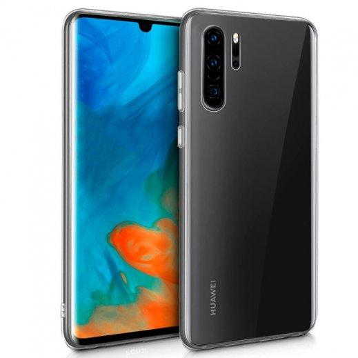 Funda Silicona Huawei P30 Pro Transparente - Foto 1