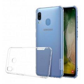 Funda Silicona Samsung A205/a20/a305/a30 Transparente