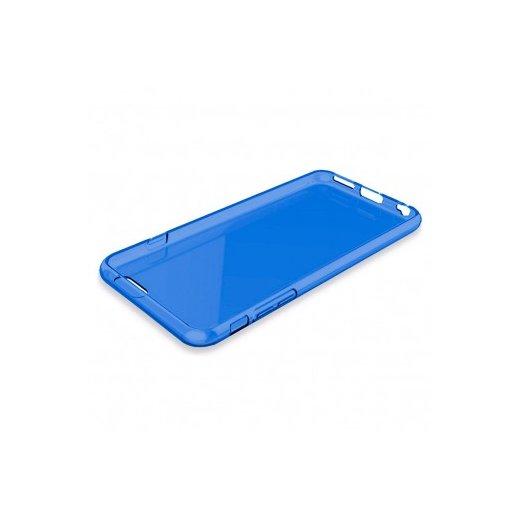 Funda Silicona Wiko Robby Azul - Foto 1
