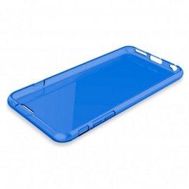 Funda Silicona Wiko Robby Azul