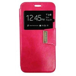 Funda Libro Samsung Galaxy A5 2017 Rosa