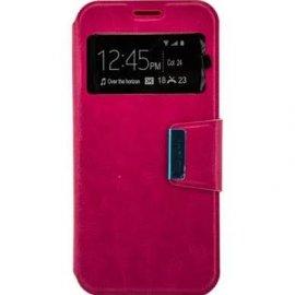 Funda Libro Samsung Galaxy A3 2017 Rosa