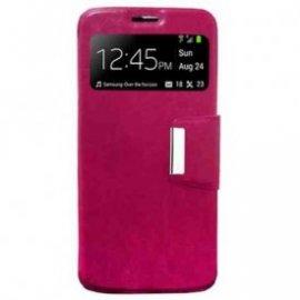 Funda Libro Huawei Ascend P9 Rosa