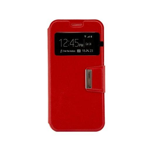 Funda Libro Samsung Galaxy A3 2017 Roja - Foto 1