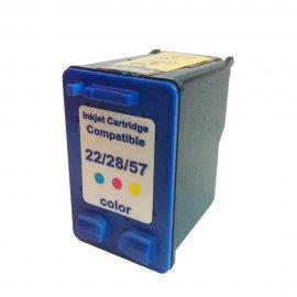 Cartucho Reciclado Hp 22 Color