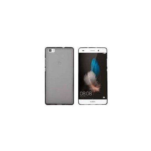 Funda Silicona Huawei P9 Plus Negra - Foto 1