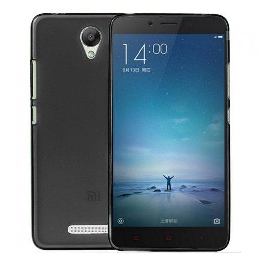 Funda Silicona Xiaomi Redmi Note 5 Negra - Foto 1