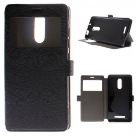 Funda Libro Xiaomi Redmi Note 3 Negra