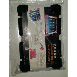 Funda Universal Silicona Tablet 7 Pulgadas Negra