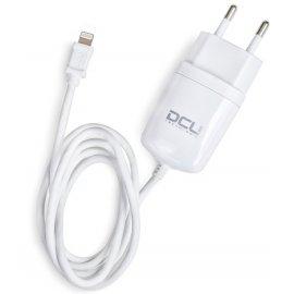 Cargador Dcu Compatible Iphone Ipod Ipad Blanco