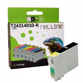 Cartucho Negro Compatible con Mod Epson Xp600/605/700/800 26xl