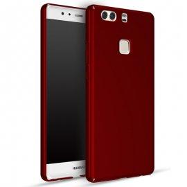 Funda Silicona Huawei P10 Roja