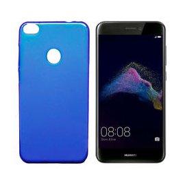 Funda Silicona Huawei P10 Lite Azul
