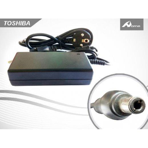 Cable de Corriente para Cargador Portatil 19.5v 7.4*5.0mm Toshiba Dell Nº 17 Aome - Foto 1
