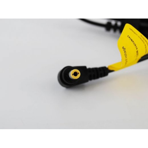 Cable de Corriente para Cargador Portatil 15v 5.5*2.5mm Dell 3 Aome - Foto 1