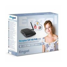 Receptor Sat Hd Pvr Mini Engel
