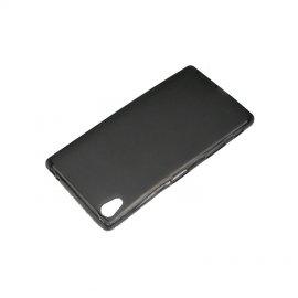 Funda Silicona Sony Z5 Premium Negra
