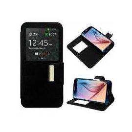 Funda Libro Samsung Galaxy J1 Ace Negra