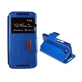 Funda Libro Motorola Moto G3 Azul