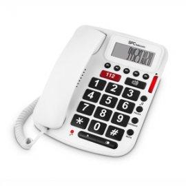 Telefono Sobremesa Bigbutton Spc Telecom Confort 3293