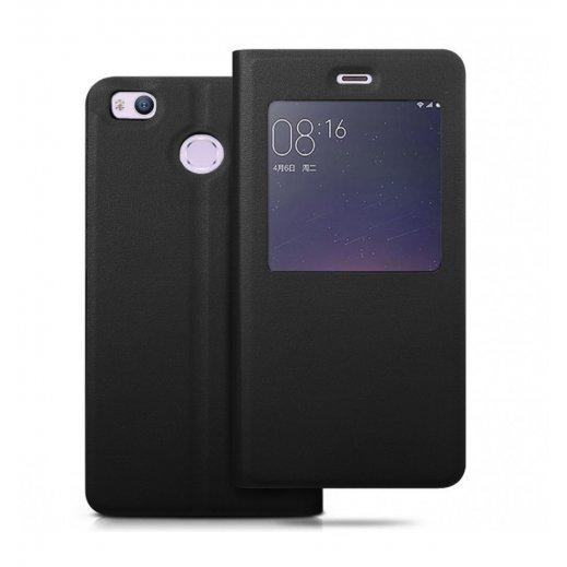 Funda Libro Xiaomi Redmi 3s 3pro Negra - Foto 1