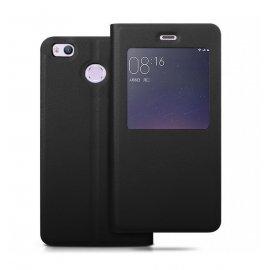 Funda Libro Xiaomi Redmi 3s 3pro Negra