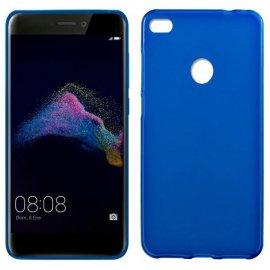 Funda Silicona Huawei P8 Lite Azul