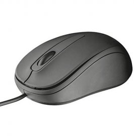 Raton con Cable Trus Gaming Mouse Ziva
