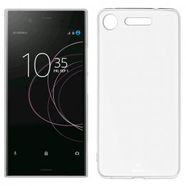 Funda Silicona Sony Xperia Xz1 Transparente