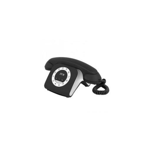 Telefono Spc Retro Elegante Mini Negro 3609 - Foto 1