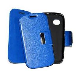 Funda Libro Samsung Galaxy S7 Azul