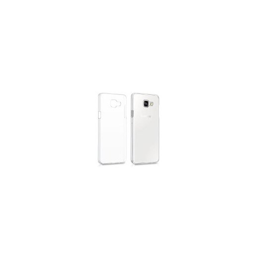 Funda Silicona Samsung Galaxy A5 2016 Transparente - Foto 1