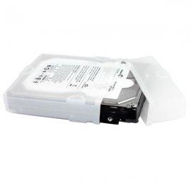 "Caja Protectora Silicona Hdd 3.5"""