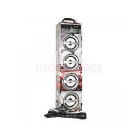 Altavoz Digivolt Hifi 24 Bluetooth Fm Micro Aux Usb Karaoke