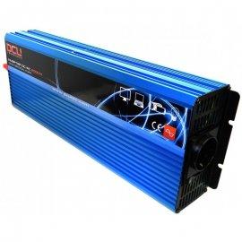 Inversor 24vcc/230vca 2000w Senoidal Modificada Premiun