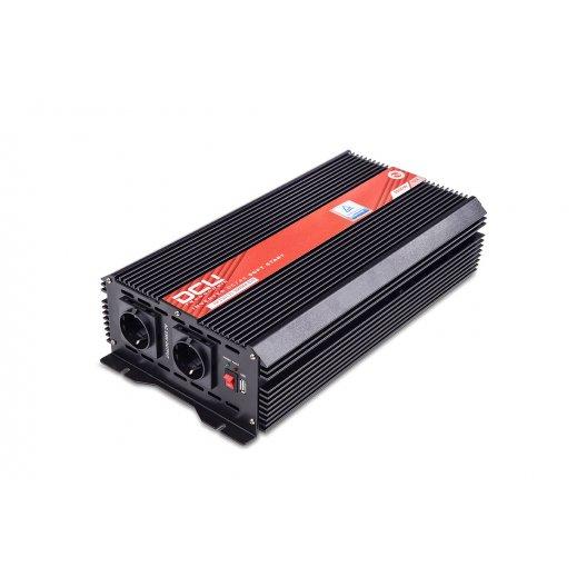 Inversor 12vcc/230vca 2500w Senoidal Modificada Tuv - Foto 1