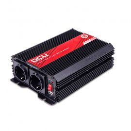 Inversor 24vcc/230vca 1500w Senoidal Modificada Tuv