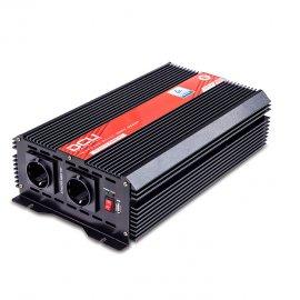 Inversor 24vcc/230vca 2500w Senoidal Modificada Tuv