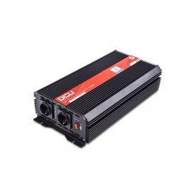 Inversor 24vcc/230vca 3000w Senoidal Modificada Tuv