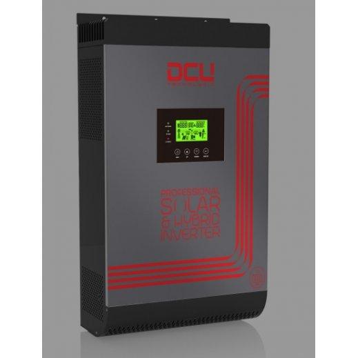 Inversor Solar 3kva 2400w Dc 24v Control Remoto - Foto 1