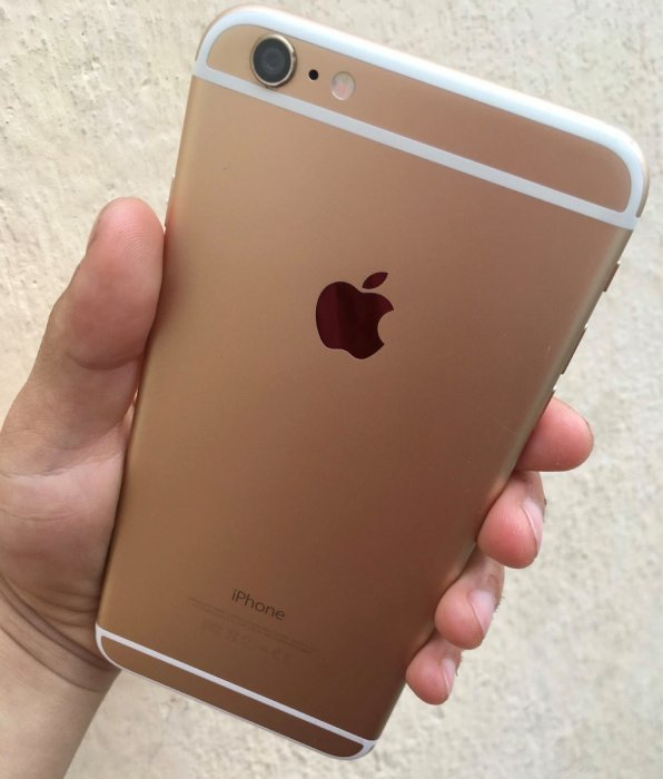 comprar iphone 6 plus dorado