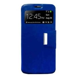 Funda Libro Iphone 6 Plus Azul