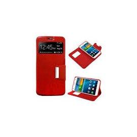 Funda Libro Huawei Y5 Roja