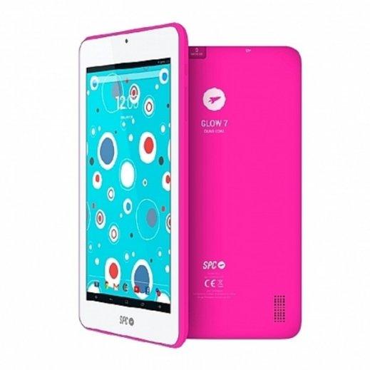 Tablet Spc Glow 7 Rosa